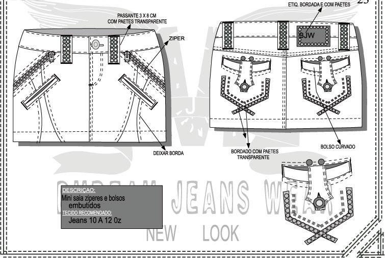 时装设计稿;服饰;短裙;剪裁;新颖;设计图纸;生活百科;矢量素材